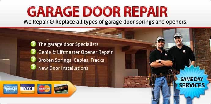 Garage Door Repair Palmetto Bay FL